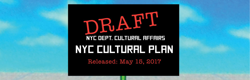 NYC Cultural Plan Adivsors and Facilitators